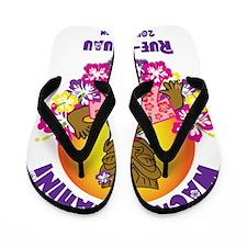 Rue Au Wahini Flip Flops