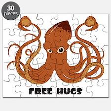 Free Hugs Giant Squid Puzzle