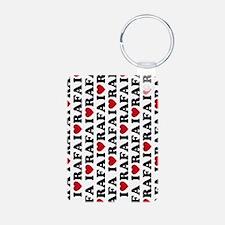 443 Rafa Love Keychains