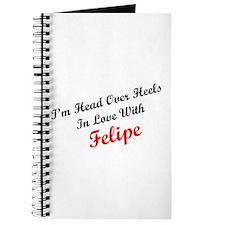 In Love with Felipe Journal