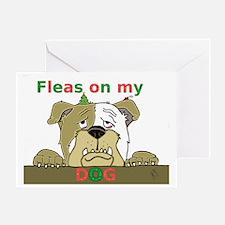 fleasonmydog Greeting Card