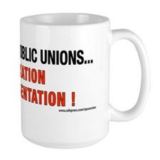 Taxpayers vs. Public Unions... Mug