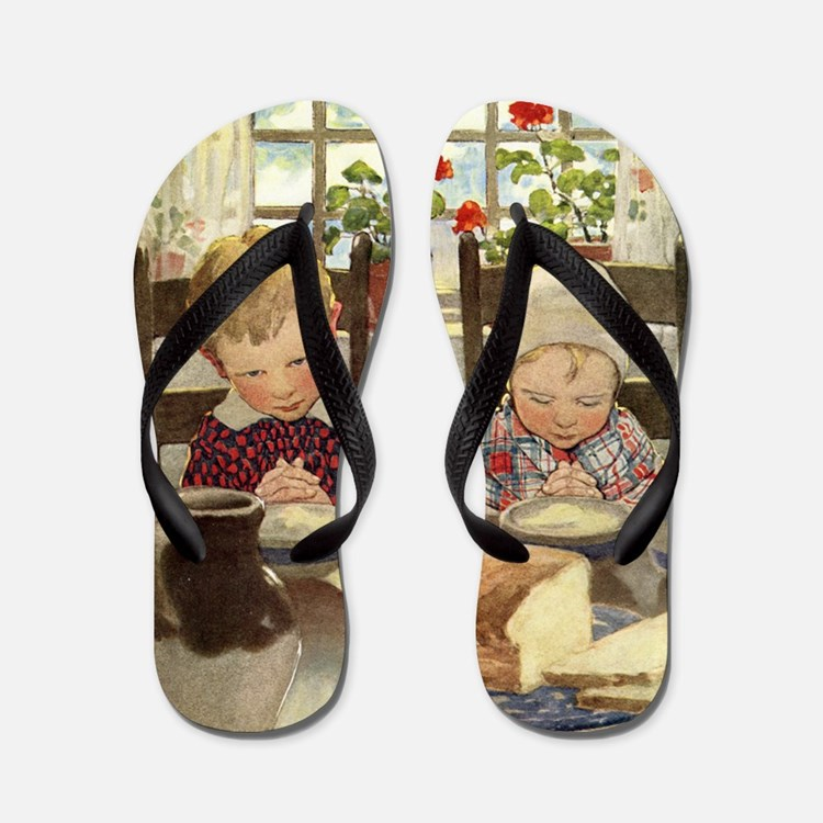 A Childs Book Of Old Verses002 Flip Flops