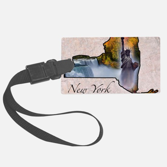 NewYork Luggage Tag