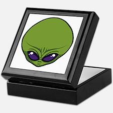 12_Alien_Green Keepsake Box