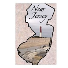 New-Jersey Postcards (Package of 8)