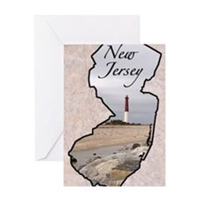 New-Jersey Greeting Card