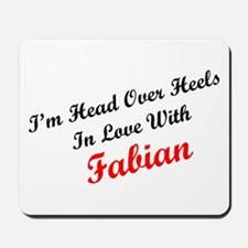 In Love with Fabian Mousepad