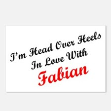 In Love with Fabian Postcards (Package of 8)