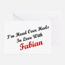 In Love with Fabian Greeting Cards (Pk of 10)