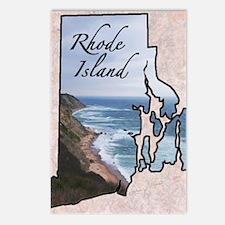 Rhode Island Postcards (Package of 8)