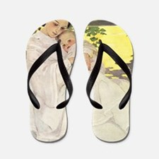 A Childs Book Of Old Verses009 Flip Flops