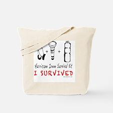 SurvivalKit_site Tote Bag