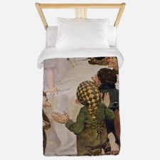 A childs book of stories019 Twin Duvet