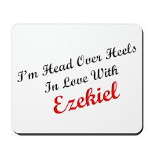 In Love with Ezekiel Mousepad
