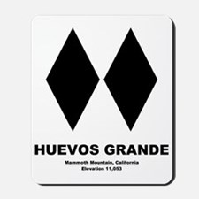Huevos Grande Long Sleeve T Mousepad