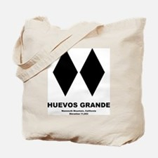 Huevos Grande Long Sleeve T Tote Bag