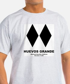 Huevos Grande Long Sleeve T T-Shirt