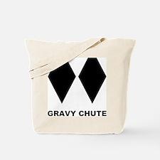 GRAVYCHUTE Tote Bag