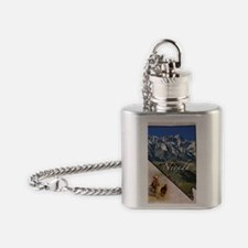 Nevada Flask Necklace
