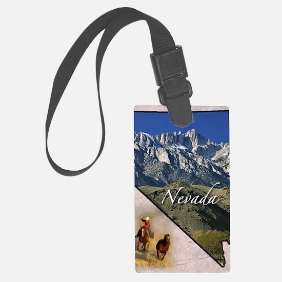 Nevada Luggage Tag