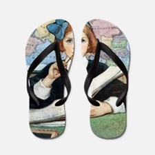 SEVEN AGES- JWS013 Flip Flops