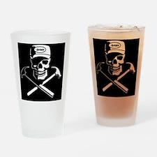 carpenter-pirate-OV Drinking Glass