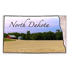 North Dakota Decal