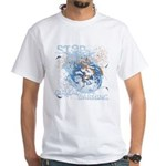 Stop Global Warming White T-Shirt