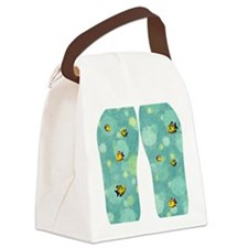 Lil Guppy Canvas Lunch Bag