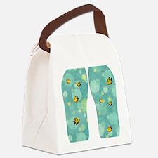 Lil Guppy Canvas Lunch Bag