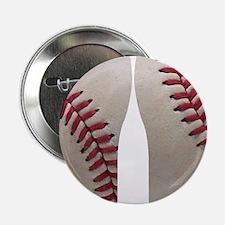 """Baseball 2.25"""" Button"""