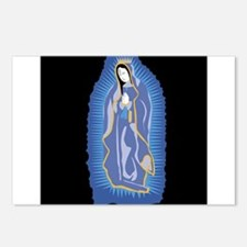 Our Lady of Guadalupe - Powde Postcards (Package o