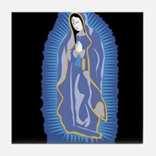 Our Lady of Guadalupe - Powde Tile Coaster