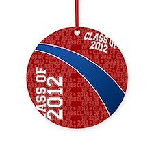 flip_flops_class_of_2012_01 Round Ornament