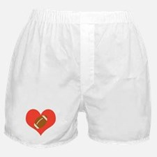 Football Itouch4 iPod Case, Take It T Boxer Shorts
