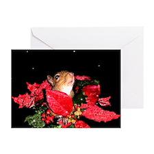 Night Squirrel Greeting Cards (Pk of 10)