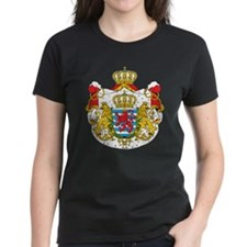 Luxembourg Coat Of Arms Tee