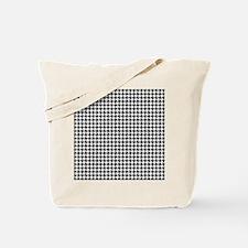 flip_flops_2_houndstooth Tote Bag