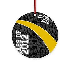 flip_flops_class_of_2012_03 Round Ornament