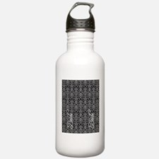 flip_flops_2_bride_03 Water Bottle