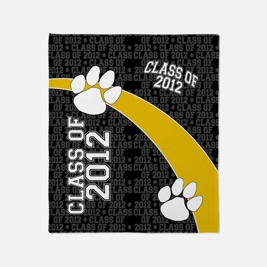 flip_flops_class_of_2012_04 Throw Blanket