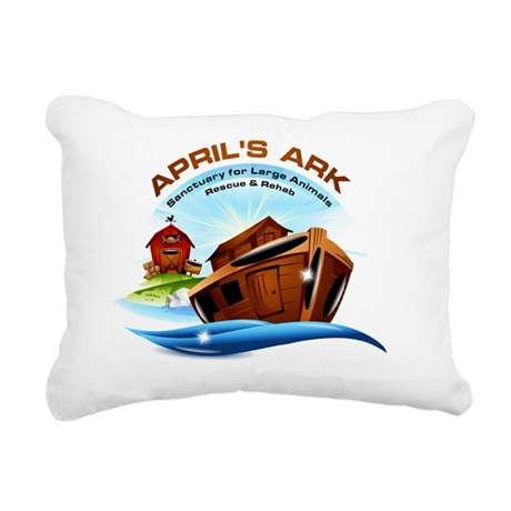 aprilsarksaves_image 02t Rectangular Canvas Pillow