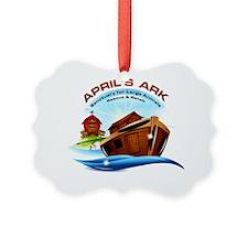 aprilsarksaves_image 02tshirtdark Ornament