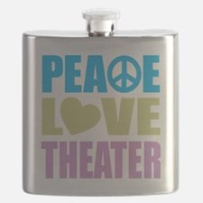 peacelovetheater Flask