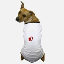 10yrs-NeverForget-1 Dog T-Shirt