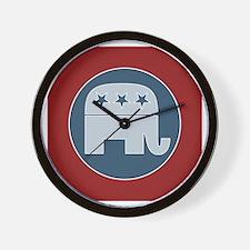 dr-02 Wall Clock