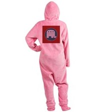 dr-02 Footed Pajamas