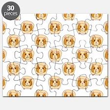 Guinea Pig Pattern Puzzle