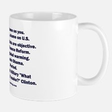 Hoax 1-6 Mug